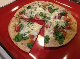 totilla pizza